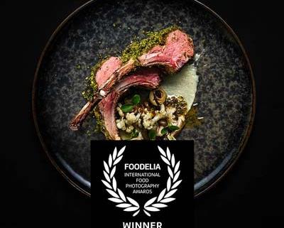 Internationale food fotografie award - Masami
